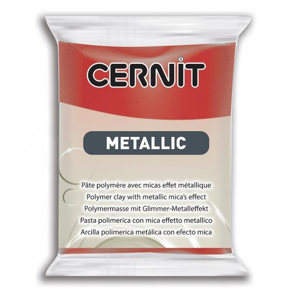 Arcilla polimérica Cernit Metallic